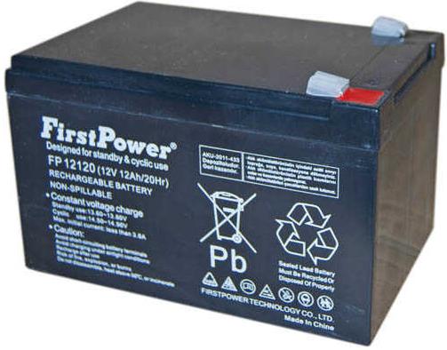 first power akü